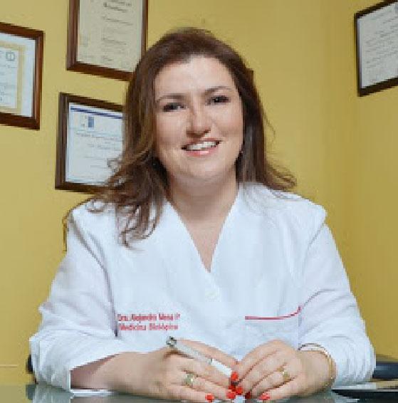 Dra. Alejandra María Mesa Palacio
